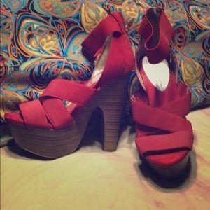 Jessica Simpson sandals size 6.5 new!